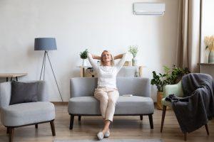 climatisation réversible installé dans maison bouches du rhônes